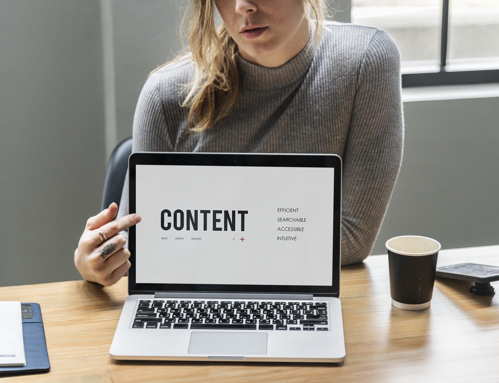 Personnaliser les contenus web, tout un art